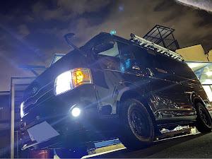 ハイエースバン TRH200Vのカスタム事例画像 ひろ坊さんの2020年10月06日18:06の投稿