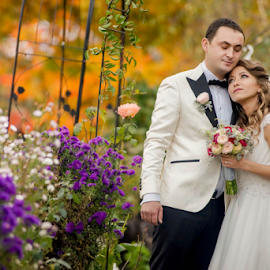 Wed 2 by Vasiliu Leonard - Wedding Bride & Groom ( fotograf nunta, fotograf nunta iasi, wedding, fotograf iasi, bride, groom, vasiliu leonard )