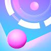 런닝볼 - 무제한 블록 피하기 게임 대표 아이콘 :: 게볼루션
