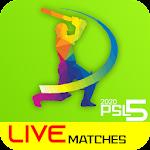 Live & Info of Pakistan Super league PSL 5 (2020) icon