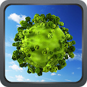 Tiny Planet FX Pro mobile app icon