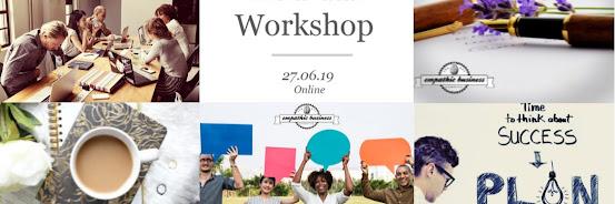 Online Zielavatar Workshop 27.06.19