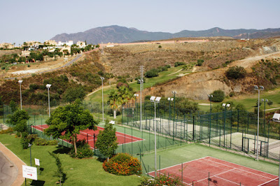 THE HOTEL - Padel