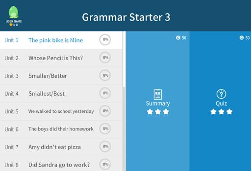 Grammar Starter 3 Apk Download 3