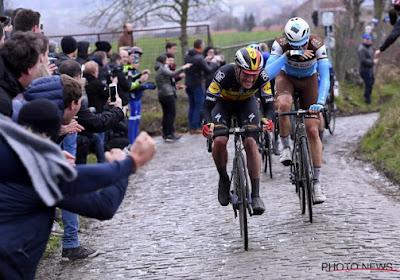 """Fiere Lampaert na Kuurne-Brussel-Kuurne: """"We hebben dat weer bewezen"""""""