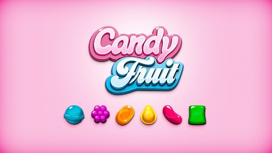 Candy Fruit - Smash the Gummy Sweets of the Garden - náhled