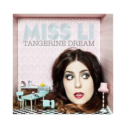 CD - Miss Li - Tangerine Dream
