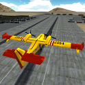 Airplane Firefighter Sim icon