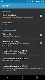 CyanDelta Updater Screenshot 3