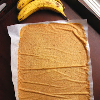 Tropical Fruit Leather.