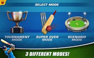 Screenshot of Power Cricket T20 League 2015