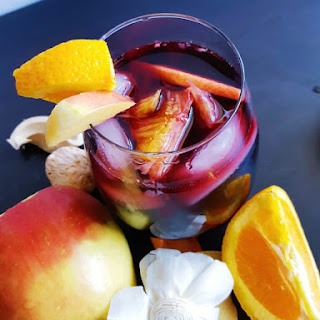 Spiced Red Sangria – Perfect for Fall.