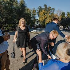 Wedding photographer Angelina Babeeva (Fotoangel). Photo of 25.10.2018