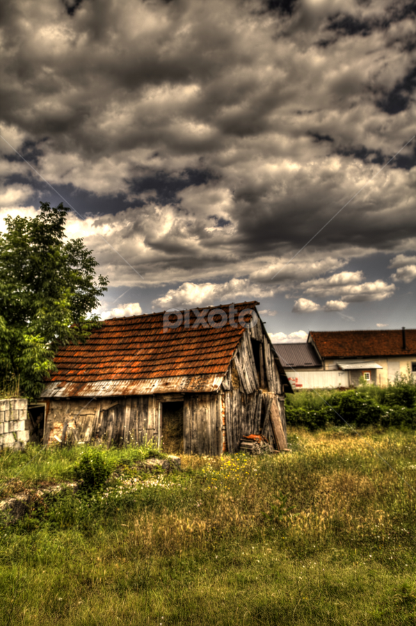 Abandoned  by Mirel Basic - Buildings & Architecture Other Exteriors ( abandoned )