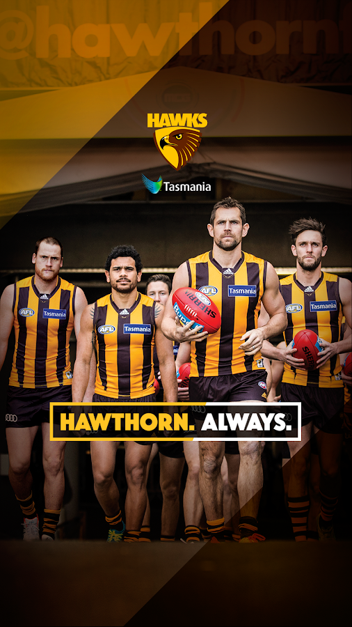 Hawthorn Official App- screenshot