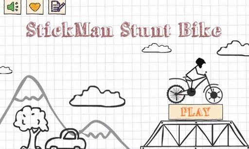 玩免費體育競技APP|下載特技自行车 - 火柴人挑战赛 app不用錢|硬是要APP
