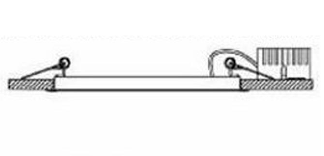 hướng dẫn lắp đặt đèn led âm trần