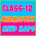 12th class chemistry mind map icon