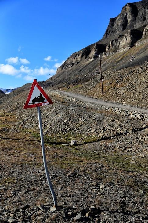 Longyearbyen, znak