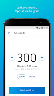 Mitt Telenor- screenshot thumbnail