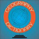 Geography Dictionary v 1.0 app icon