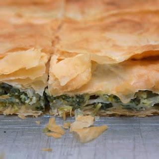 Baba Luba's Banitsa (Spinach Pie)