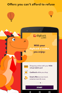 digibank by DBS- screenshot thumbnail
