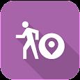 Pedometer Step Meter Tracker icon