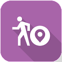 Pedometer Step Meter Tracker icon