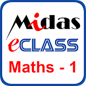 MiDas eCLASS Maths 1 Demo