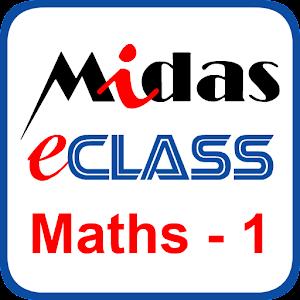 MiDas eCLASS Maths 1 Demo