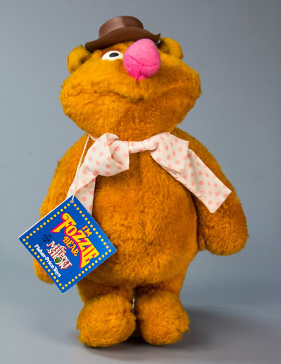 Stuffed animal:Fozzie Bear