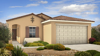 Aster II floor plan by Taylor Morrison Homes in Adora Trails Gilbert 85298