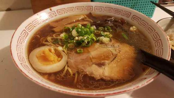 MEN日式拉麵:晚上限定美食