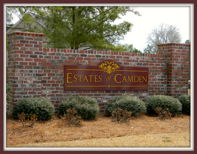 Homes for sale in Estates of Camden
