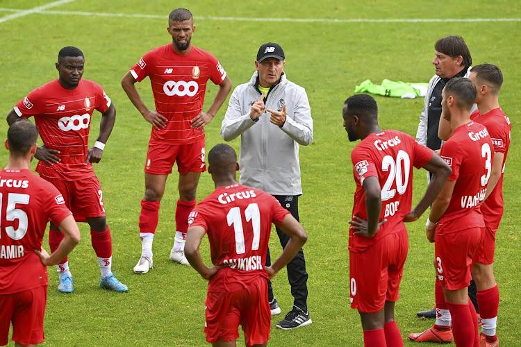 Le Standard affrontera deux clubs de Ligue 1 durant sa préparation
