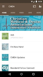 CMDA- screenshot thumbnail