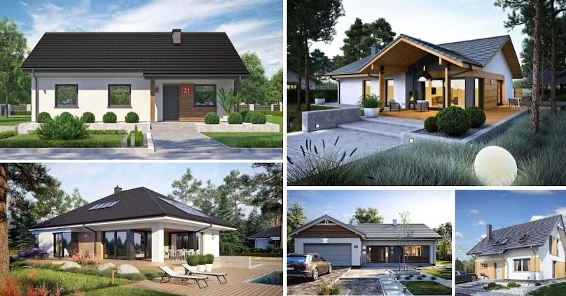 Projekt domu - 15 zasad dobrego wyboru!