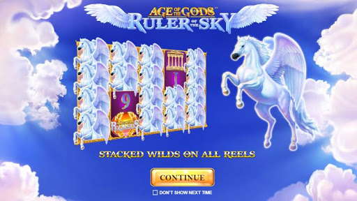 Casino Free Reel Game - RULER OF THE SKY 1.0.1 screenshots 1