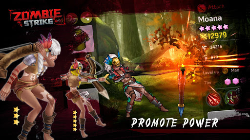 Zombie Strike : The Last War of Idle Battle (SRPG) 1.11.9 {cheat|hack|gameplay|apk mod|resources generator} 3