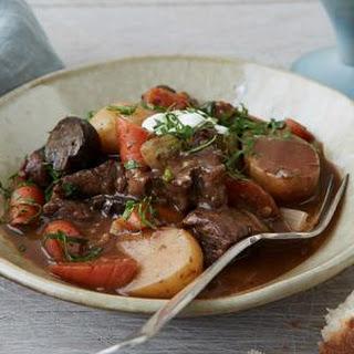 Slow Cooker Beef Stew.