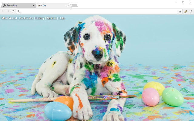Puppy Wallpapers Dogs New Tab Puppies Theme