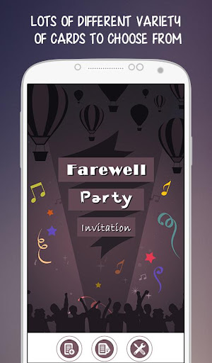 Download Farewell Party Invitation Android Apps Apk