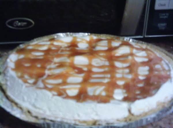 Grace 123's Butterscotch Fridge Pie