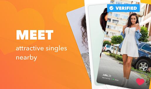 Meetville – Meet New People Online. Dating App apk download 1