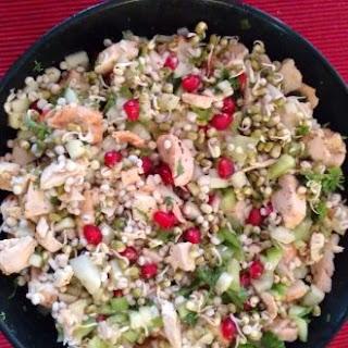 Pearl Barley Salad Chicken Recipes