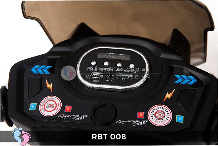 Xe máy điện trẻ em RBT-008 10