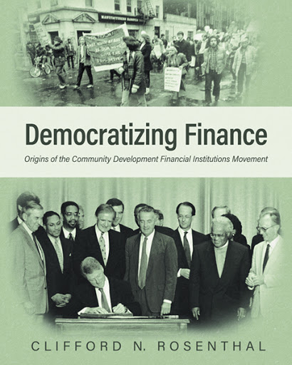 Democratizing Finance cover