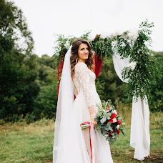 Wedding photographer Mariya Cherkasova (marrianche). Photo of 09.10.2017