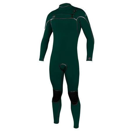 wetsuit man - O'NEILL Psycho fullsuit 5/4 -green